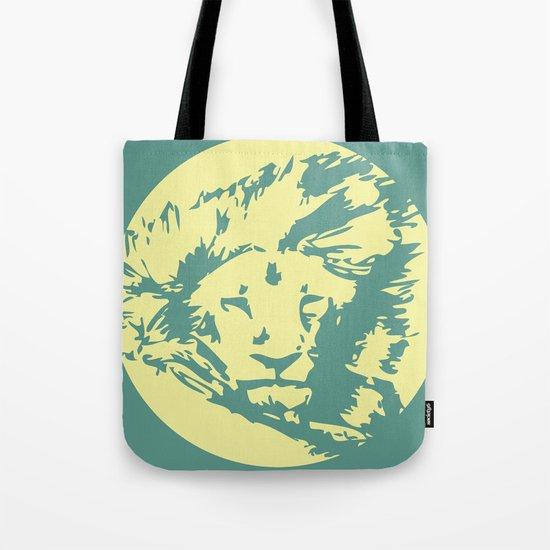 Nature Eye Tote Bag