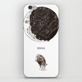 Sinna iPhone Skin