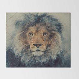Lion King Throw Blanket