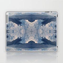 Nordic Blues Laptop & iPad Skin