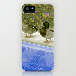 duckz iPhone Case