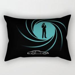 James DB5 Rectangular Pillow