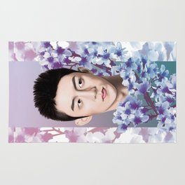 Addicted (Johnny Huang Jingyu) Rug