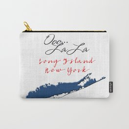 Ooo La La Long Island Carry-All Pouch