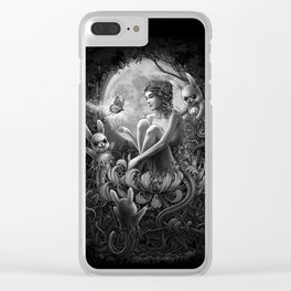 Winya No. 115 Clear iPhone Case