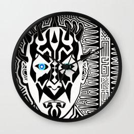 Maul da Jedi Master (Darth Maul) Wall Clock