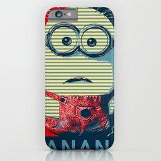 Minion banana iPhone 6s Slim Case
