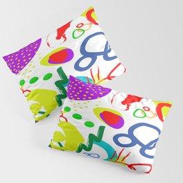 Bright kaleidoscope Pillow Sham