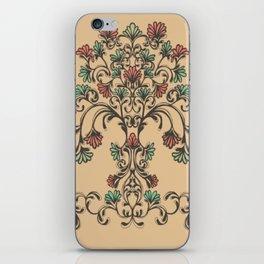 tree pattern  iPhone Skin