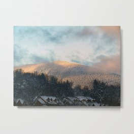 Sugarloaf Sunrise (3) Metal Print