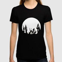 White Moon T-shirt