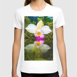 Orchid Reflections T-shirt