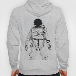 Melted spaceman Hoody