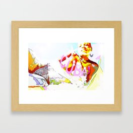 CUBANA! Framed Art Print