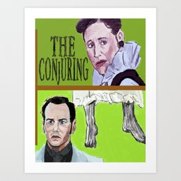 The Conjuring Art Print