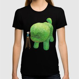 The Topiary Dog T-shirt