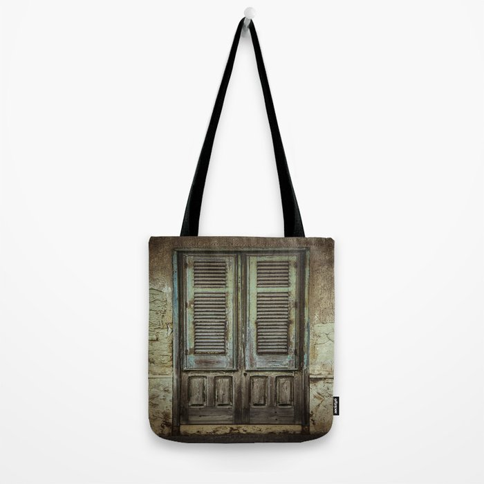 Italian Door III Tote Bag