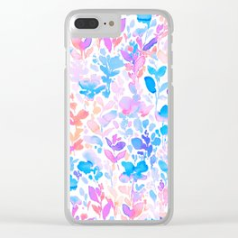 Flirt Clear iPhone Case