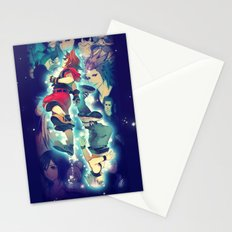 Kingdom Hearts Stationery Cards