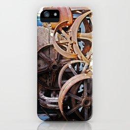IronWheels iPhone Case