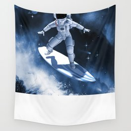 Star Surfer Two Wall Tapestry