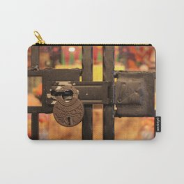 All Locked Up Carry-All Pouch