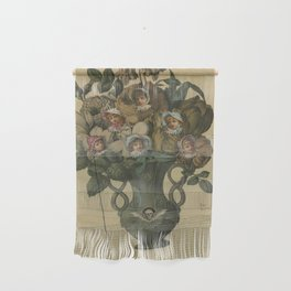 Crooked Bouquet Wall Hanging