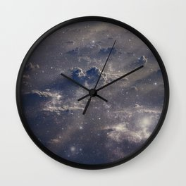 Cloud Soft Wall Clock