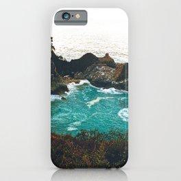 Big Sur, CA   McWay Falls iPhone Case