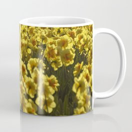 Narcissus field #3 Coffee Mug