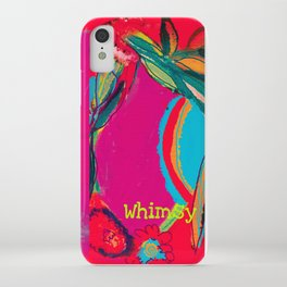 A little whimsy iPhone Case