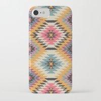navajo iPhone & iPod Cases featuring Navajo Dreams by Bohemian Gypsy Jane
