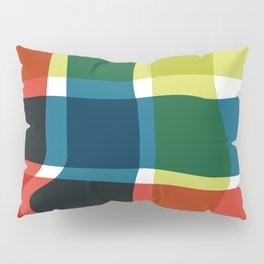 Check Pillow Sham