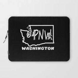 PNW WASHINGTON BIG FOOT Laptop Sleeve