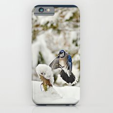 Blue Jay action iPhone 6s Slim Case