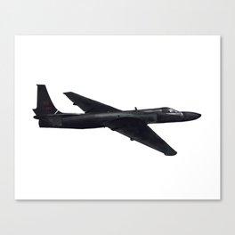 u-2 Spy Plane Canvas Print