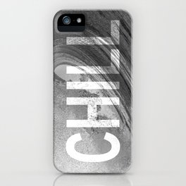 Chill Waves iPhone Case