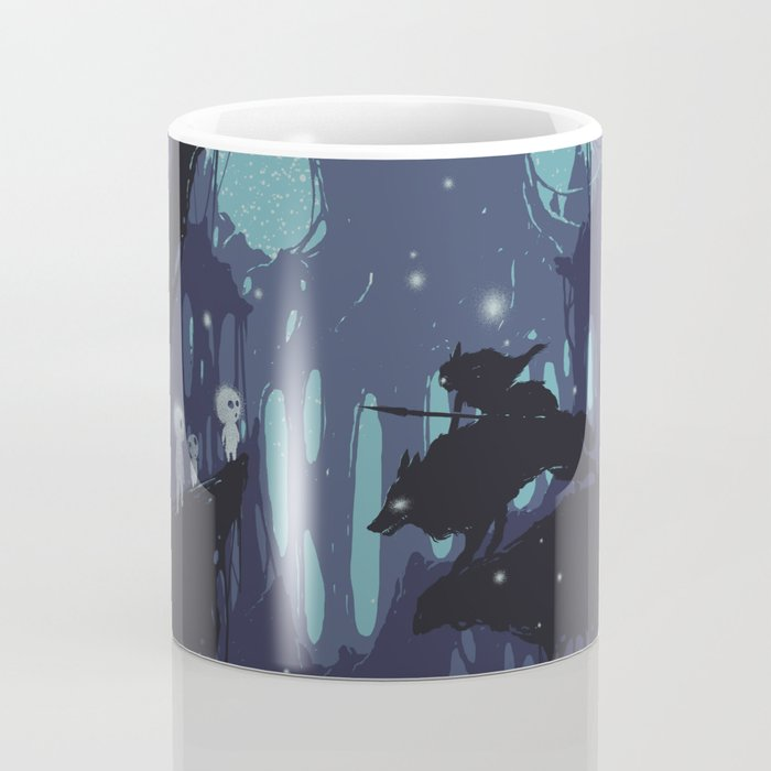 kodama Spirit Coffee Mug