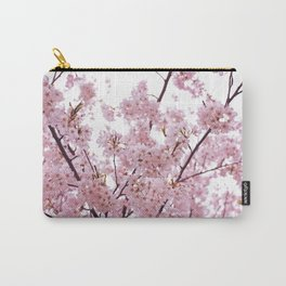 High Park Cherry Blossoms on May 11th, 2018. VI Carry-All Pouch