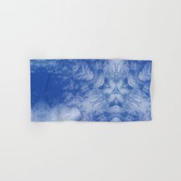 Pattern of clouds 01 Hand & Bath Towel