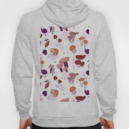 Mushrooms leaves Hoody