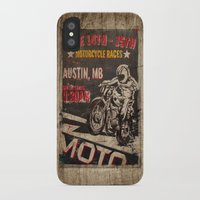 austin iPhone & iPod Cases featuring Austin by Two 01 Artwerx