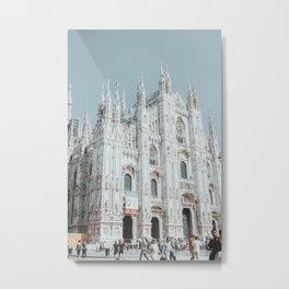 Duomo di Milano, I Metal Print