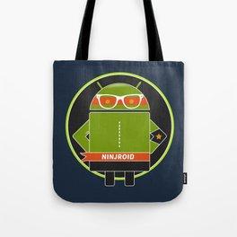Ninjroid Tote Bag