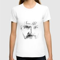 neil gaiman T-shirts featuring Simon Neil - Biffy Clyro  by McFREE