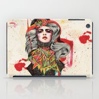woman iPad Cases featuring Woman by Felicia Atanasiu
