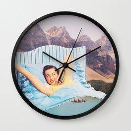 At the beginning Wall Clock