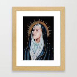 Holy Dragon of BigBang Framed Art Print