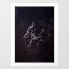Elevate Art Print