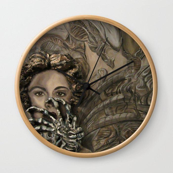 Perfect Organism Wall Clock